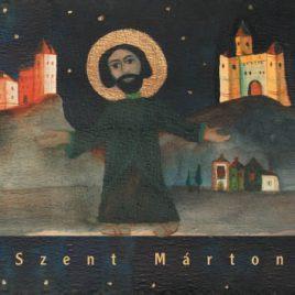 Szent Marton borító
