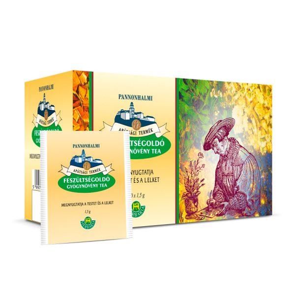 Feszültségoldó tea