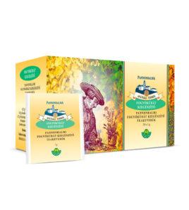 Fogyókúrát kiegészítő tea