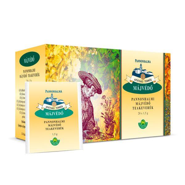 Májvédő tea