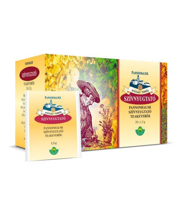 Szívnyugtató tea