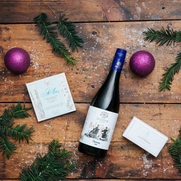 Fehérboros karácsonyi csomag